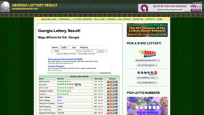 GeorgiaLotteryResult.com - Lottery Result Network